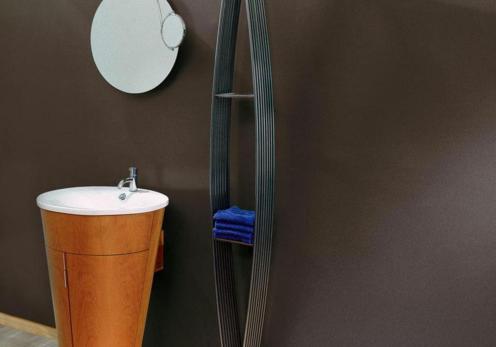 Una vasta gamma di termoarredi per scaldare il tuo - Scaldare il bagno elettricamente ...